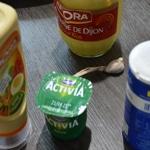 Mayonnaise rapide et légère Les ingrédients