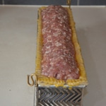 Pâté en croute au foie gras Pret pour la cuisson
