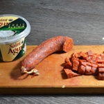 Rillettes de Chorizo Les ingrédients