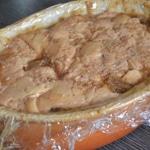 Terrine de foie gras figues et balsamique Finir avec le reste du foie gras
