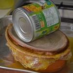 Terrine de foie gras figues et balsamique Après cuisson presser le foie
