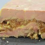 Terrine de foie gras figues et balsamique zOOM
