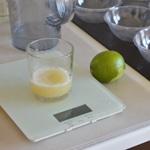 Tiramisu Façon Mojitos Tirer le jus du citron vert