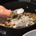 Lentilles façon Danièle Ajouter la farine