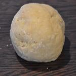 Minestrone et fenouil Laisser reposer la pâte