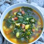 Soupes aux orties