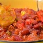 Chili con carne au maïs Zoom