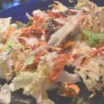 Salade de turbotin Zoom