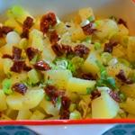 Salade de harengs Ajouter les ingrédients