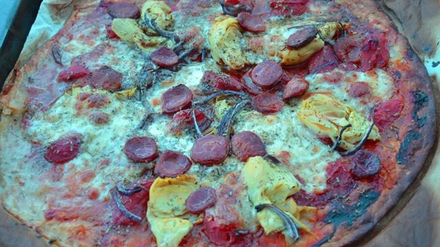 Pizza à 2€