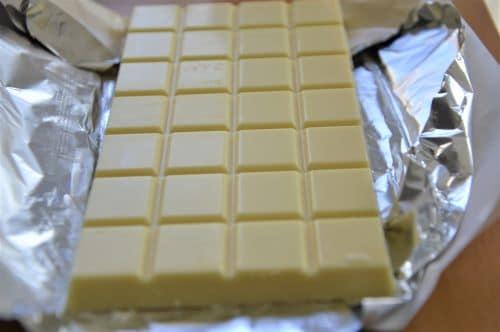 Casser le chocolat