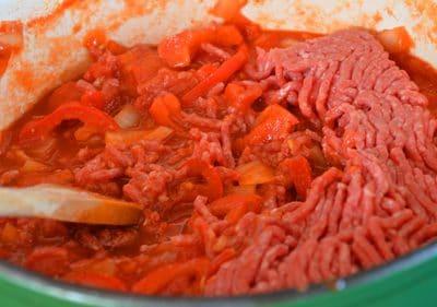Ajouter la viande
