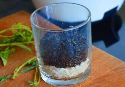 Peser les riz