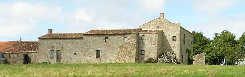 bâtisse du prieuré