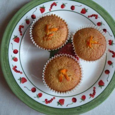 Gâteau aux fleurs de soucis